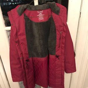 Winter Warmer Women Coat Large